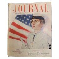 Ladies Home Journal Magazine - April 1952 USA