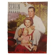 Screen Parade Magazine - April 1950 - New Zealand