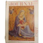 Ladies Home Journal Magazine - December 1951