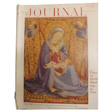 Ladies Home Journal Magazine - December 1951