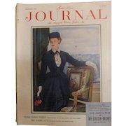 Ladies Home Journal Magazine - November 1951
