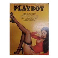 PLAYBOY Magzine With Vargas Print- March 1974