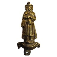 Welsh Souvenir Door Knocker for Jenny Jones