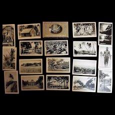 Honolulu 20 Views Photo Set  1922