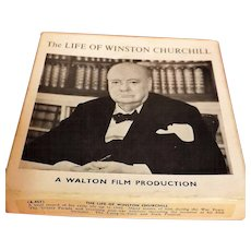 The Life of Winston Churchill - 8mm Film