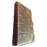 Book of Common Prayer Oxford University Press 1866