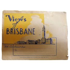 1920's Views of Brisbane
