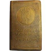 Post Office Savings Bank of New Zealand Money Box