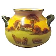 Royal Doulton Miniature Series Pot  - 1911-1922