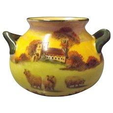 Royal Doulton Miniature Series Pot  - 1911-1922