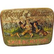 Bond of Union Smoking Mixture Tin