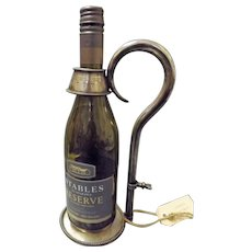 Walker & Hall Silver Plated Wine Holder - Pourer Circa Early 1900's