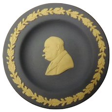 Wedgwood Winstone Churchill Small Jasper Ware Dish