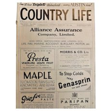 Country Life Magazine February 10th 1934