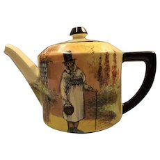 Royal Doulton 'Gaffers' Tea Pot D 4210