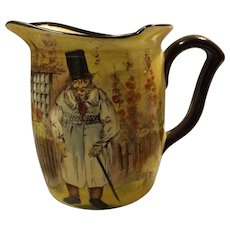 "Royal Doulton ""Gaffers"" Westcroft Milk Jug"