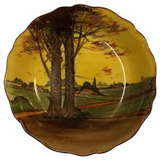 "Royal Doulton ""Woodlands"" Series Bowl D4585"