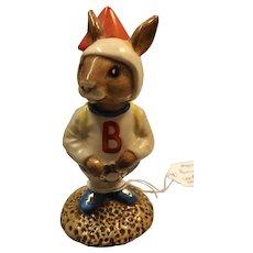 """Royal Doulton """"Astro Bunnykins""""  Rocket Man Circa 1982"""