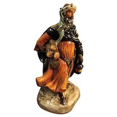 Royal Doulton Figurine Good King Wenceslas HN 2118