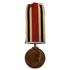 ULSTER Special Constabulary Medal
