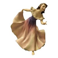 "Royal Doulton ""A Gypsy Dance"" HN 2157"