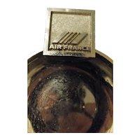 Air France Advertising Ashtray Circa 1980