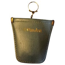 PAN AM  Advertising Key Ring Holder