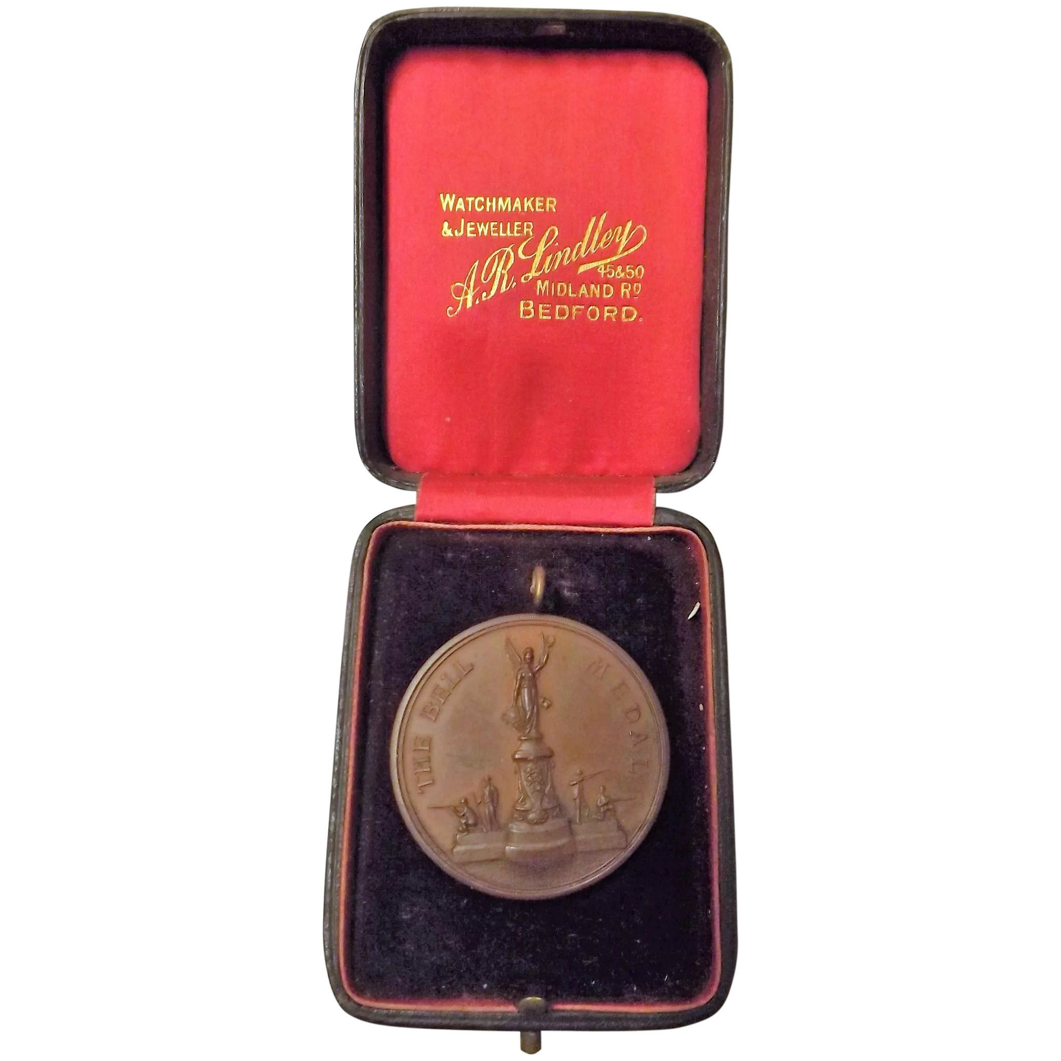 The Society of Miniature Rifle Clubs Bronze