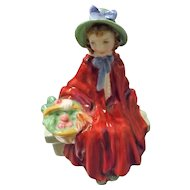 "Royal Doulton Figurine ""Lisa"" HN2016"