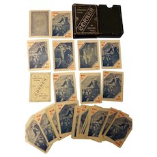 CORNER an Old Card Game Dating to late 1800's-Early 1900's