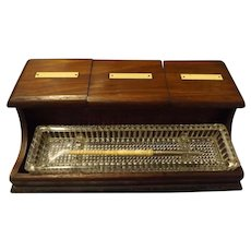 Antique Desk Writing Set - Circa 1910-1920
