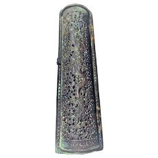 Tibetan 19th Century Copper Incense Burner