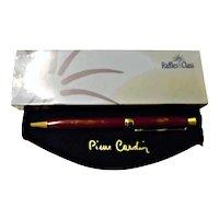 """Pierre Cardin Singapore Airlines """"Raffles Class"""" Ball Pen"""