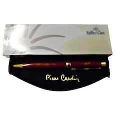 "Pierre Cardin Singapore Airlines ""Raffles Class"" Ball Pen"
