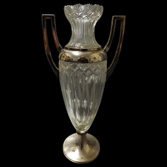 W.M.F.  Classical Vase Circa 1900 - 1910
