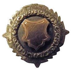 Sterling Silver Brooch Circa 1910 -1920