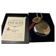 "A ""Dalvey Pocket Cup"" in Original Presentation Box - Grants -Scotland"