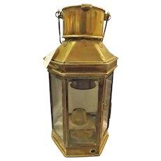 Ships Bulkhead or Cabin Lamp - WW11 Australian Navy