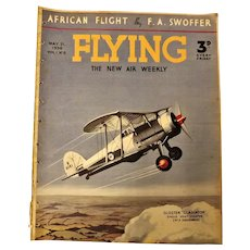 FLYING Magazine - May 21st 1938