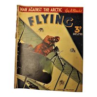 FLYING Magazine - April 30th 1938