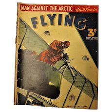 FLYING Magazine - April 30th 1938