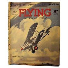 FLYING Magazine - June 18th 1938