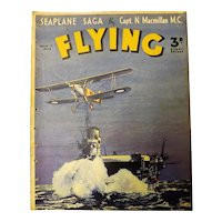 FLYING Magazine -May 7th 1938