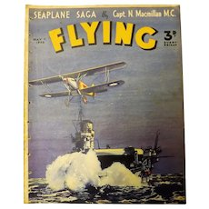 FLYING Magazine -May 7th 1938