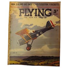 FLYING Magazine June 4th 1938