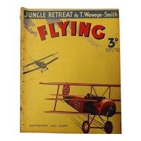 FLYING Magazine - April 16th 1938
