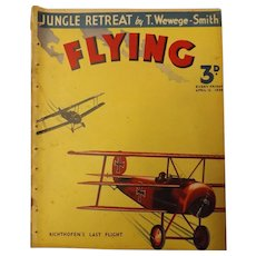 FLYING Magazine - April 16th 1938