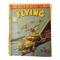 FLYING Magazine - April 23rd 1938