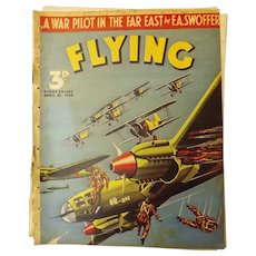 FLYING Magazine - April 23rd 1938