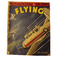 FLYING Magazine - April 9th 1938